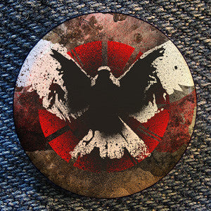"Converge ""No Heroes"" Button"