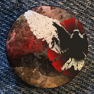 "Converge ""Right Wing"" Button"