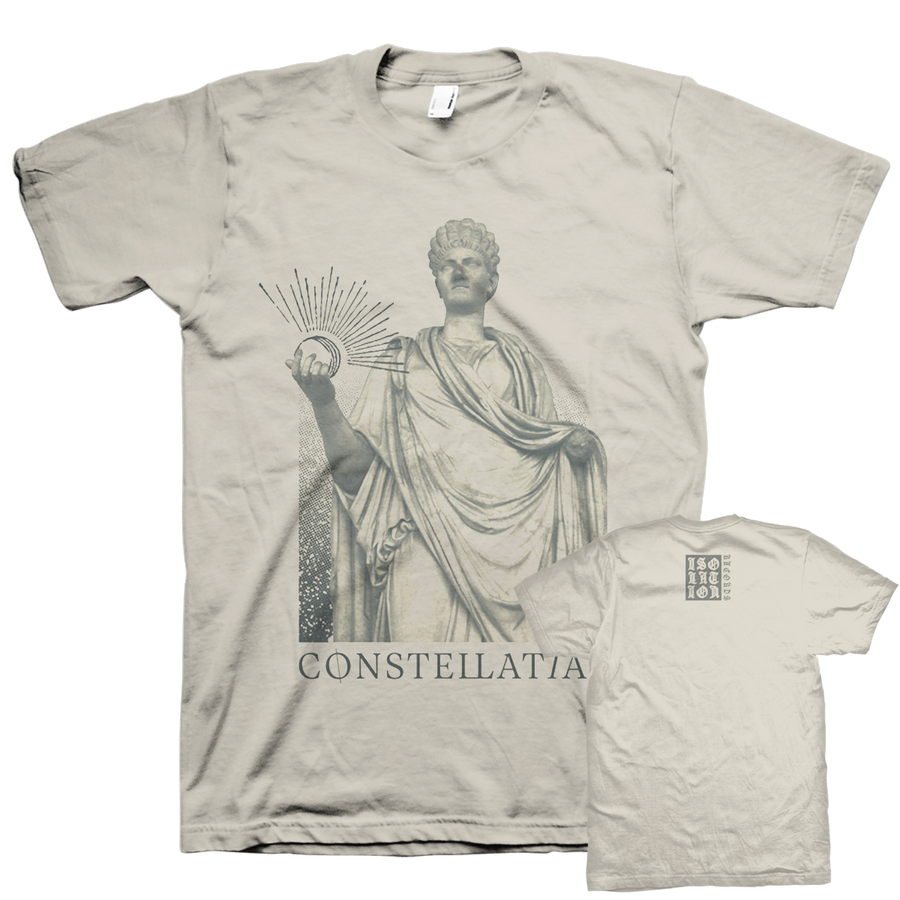 "Constellatia ""The Language Of Limbs"" Tan T-Shirt"