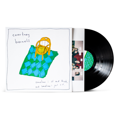 "Courtney Barnett ""Sometimes I Sit And Think, And Sometimes I Just Sit"""