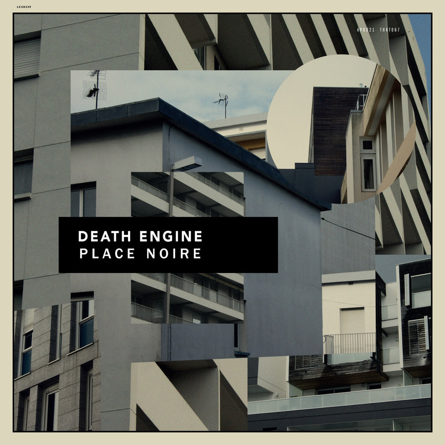 "Death Engine ""Place Noire"""