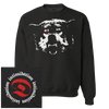 "Deathwish ""Intimidation"" Crew Neck Sweatshirt"