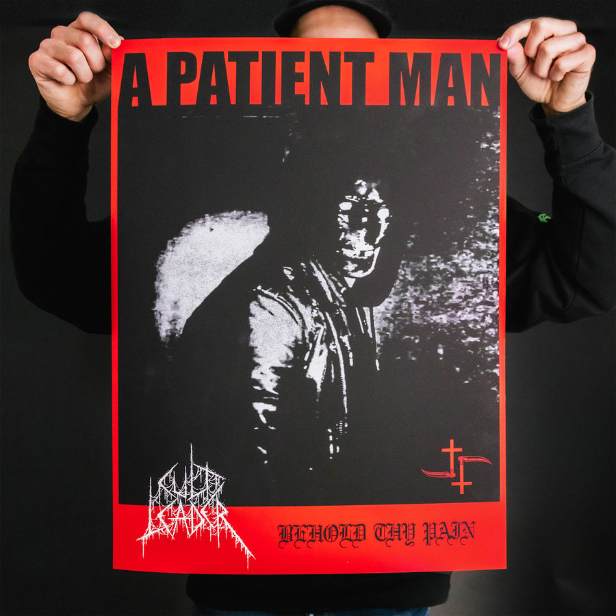 "Cult Leader ""Behold Thy Pain"" Giclee Print"