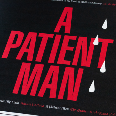 "Cult Leader ""A Patient Man"""