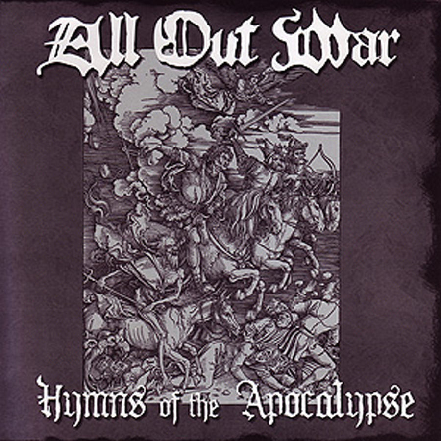 "All Out War ""Hymns Of the Apocalypse"""