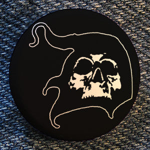 "Doomriders ""Big D"" Button"