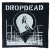 "Dropdead ""Mary"" Silkscreened Patch"