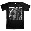 "Dropdead ""Anti-Guerra"" Black T-Shirt"