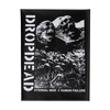 "Dropdead ""Eternal War"" Silkscreened Back Patch"
