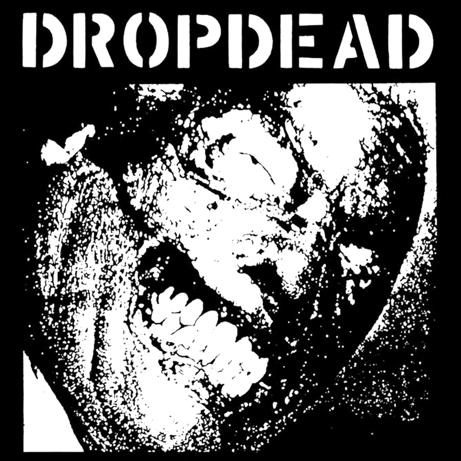 "Dropdead ""Self Titled Cover"" Silkscreened Patch"