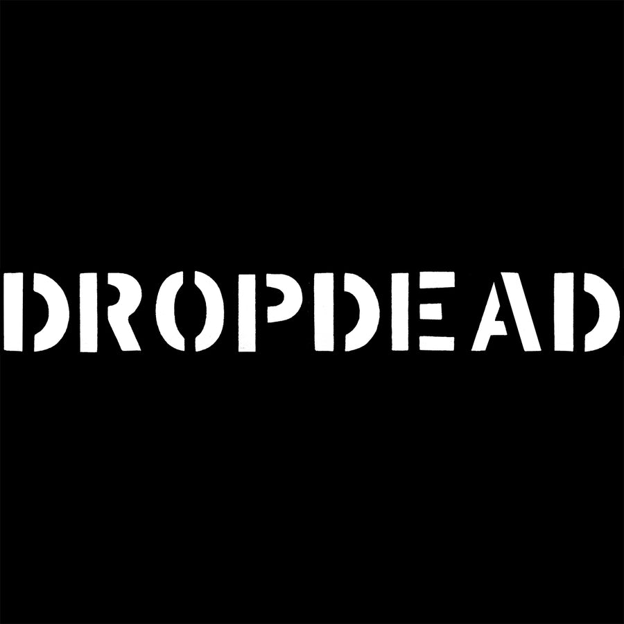 "Dropdead ""Logo"" Silkscreened Patch"