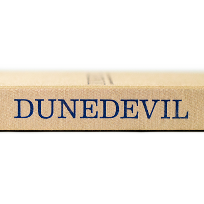 "J. Bannon ""Dunedevil"" Art Book"