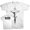 "Blood From The Soul ""Astronaut"" White T-Shirt"