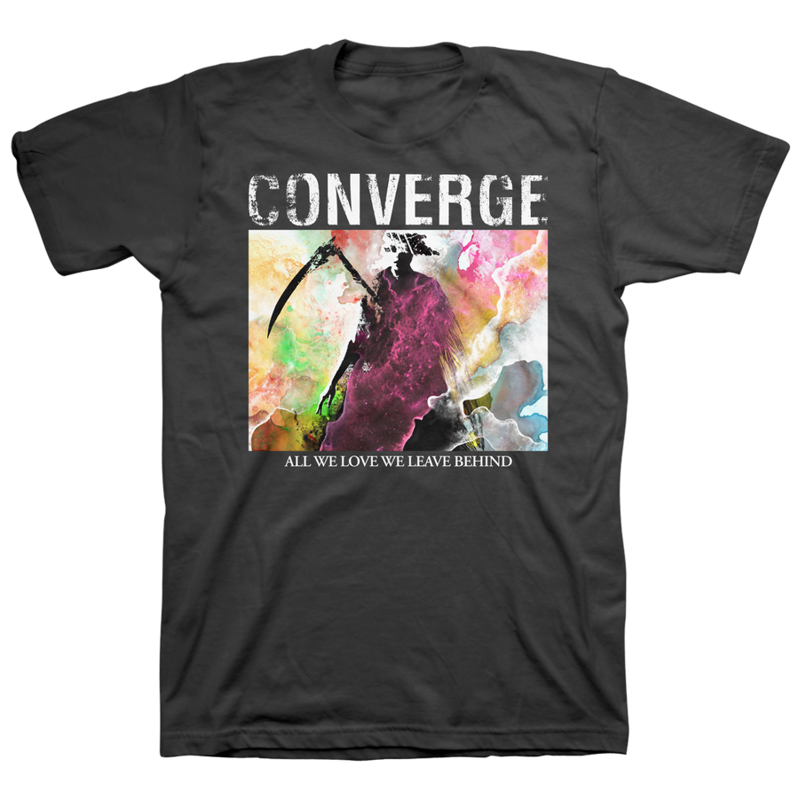 "Converge ""Sadness Comes Home"" Graphite T-Shirt"