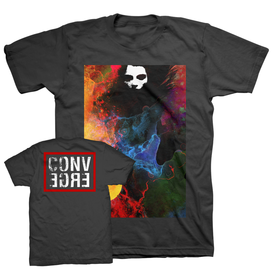 "Converge ""Trespasses"" Graphite T-Shirt"
