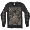 "Richey Beckett ""Earth: Monochromatic"" Charcoal Black Longsleeve"