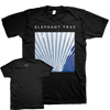 "Elephant Tree ""Habits"" Black T-Shirt"