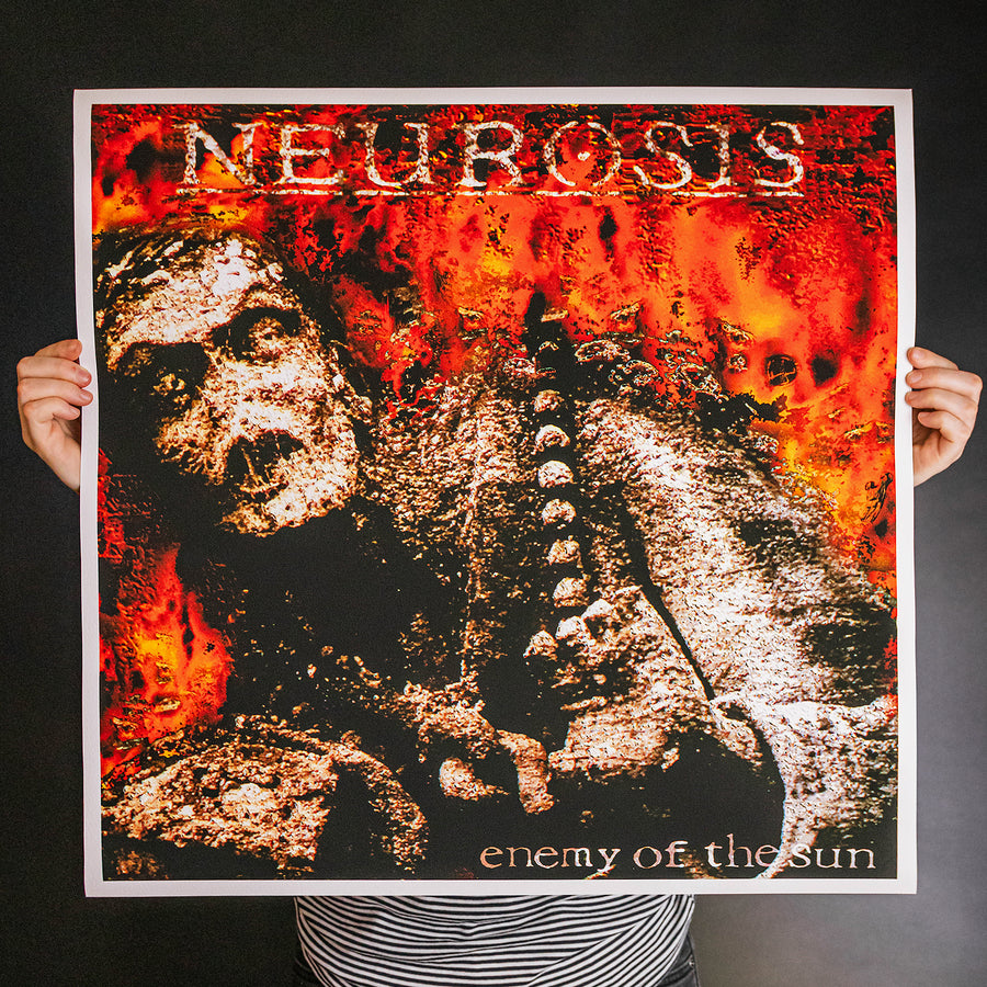 "Neurosis ""Enemy Of The Sun"" Giclee Print"