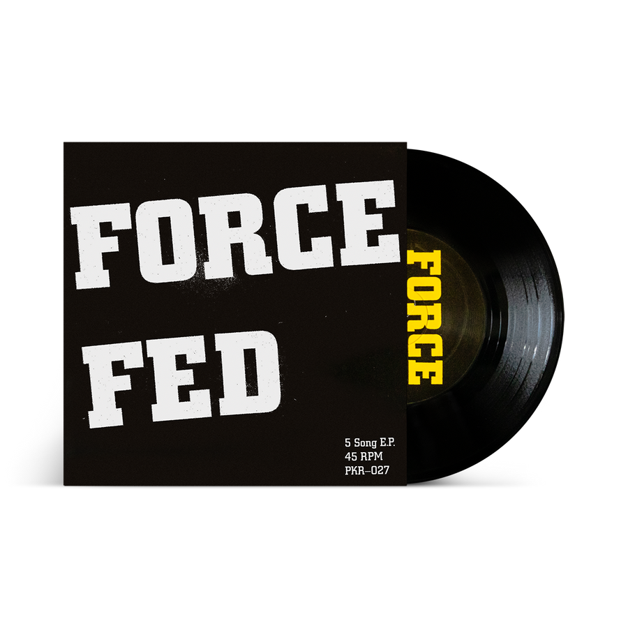 "Force Fed ""Five Song EP"""