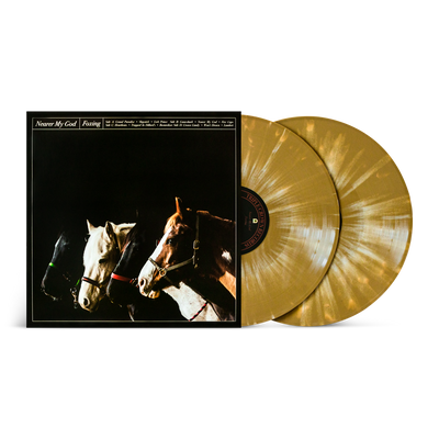 "Foxing ""Nearer My God"""