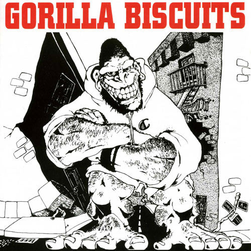 "Gorilla Biscuits ""Self Titled"""