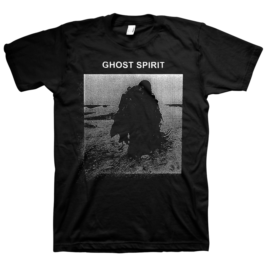 "Ghost Spirit ""Hourglass"" Black T-Shirt"