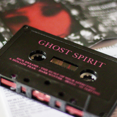"Ghost Spirit & Frail Hands ""Split"""