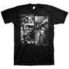 "Gouge Away ""Live"" Black T-Shirt"