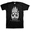 "Grave Pleasures ""Doomsday Roadburn"" Black T-Shirt"