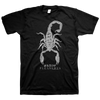 "Grave Pleasures ""Scorpion"" Black T-Shirt"
