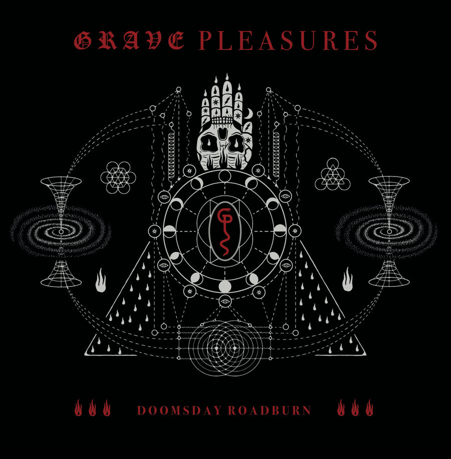 "Grave Pleasures ""Doomsday Roadburn - Live At Roadburn Festival 2018"""