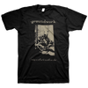 "Groundwork ""LP Cover"" Black T-Shirt"