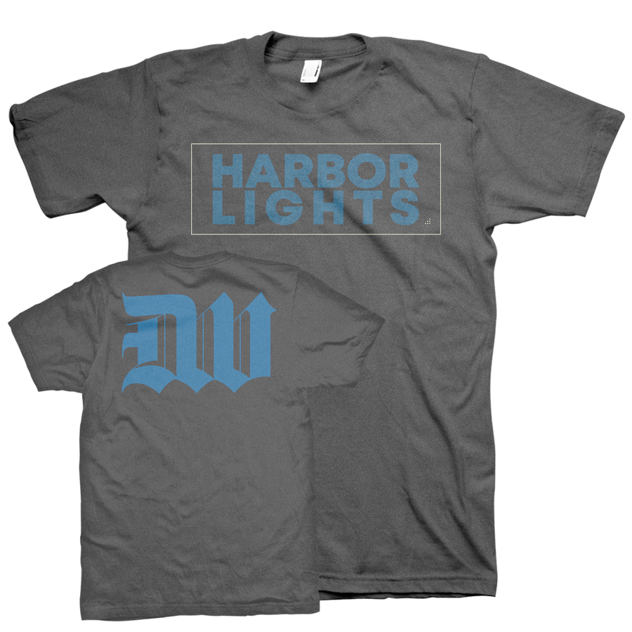 "HarborLights ""Logo"" Charcoal Grey T-Shirt"