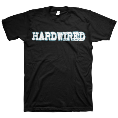"Hardwired ""Live"" Black T-Shirt"