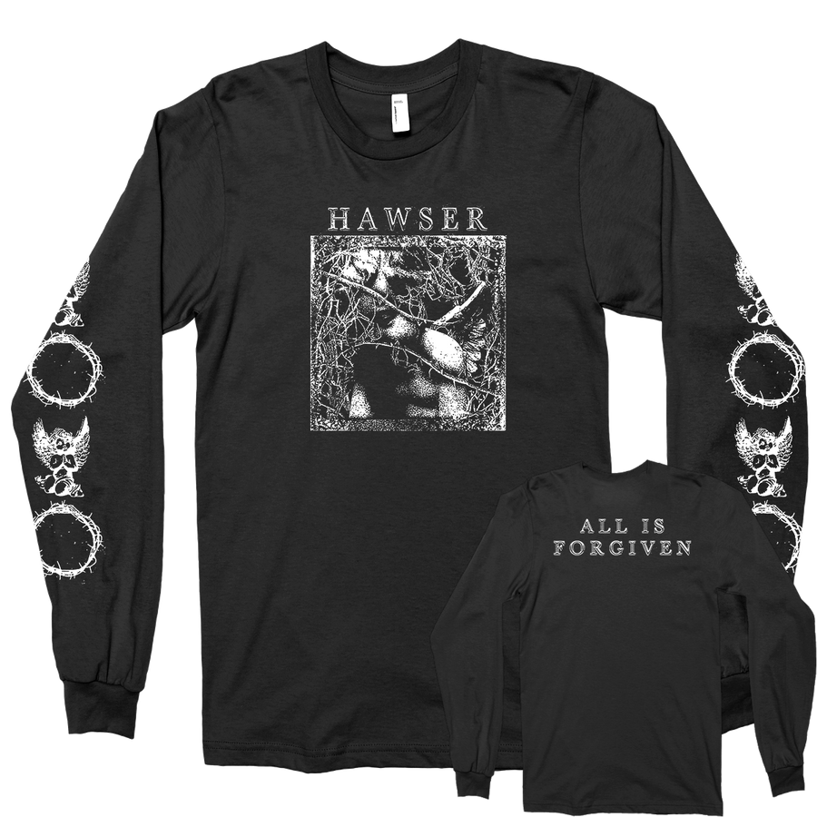 "Hawser ""All Is Forgiven"" Black Longsleeve"