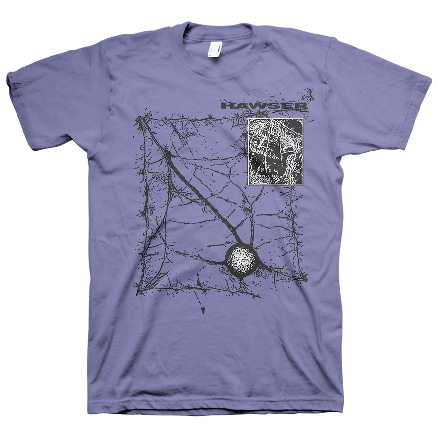"Hawser ""All Is Forgiven"" Violet T-Shirt"