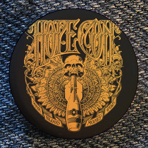 "The Hope Conspiracy ""Bomb Crest"" Button"