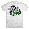 "Head Creeps ""Lizard Kings"" White T-Shirt"
