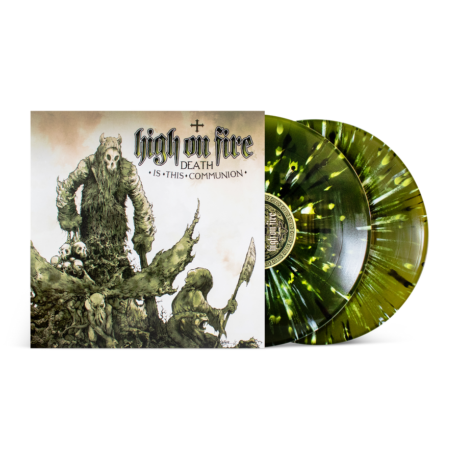 "High On Fire ""Death Is This Communion"""