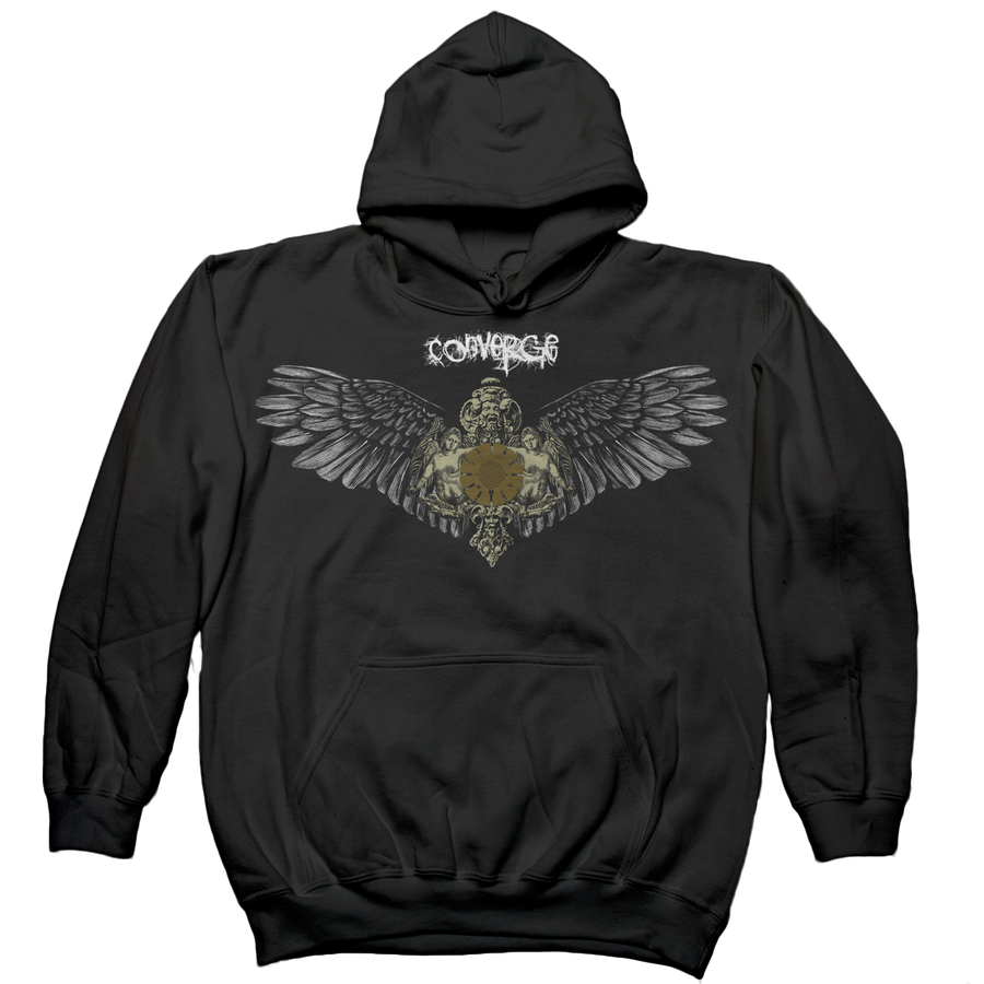 "Converge ""Wings"" Hooded Sweatshirt"