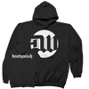 "Deathwish ""New Logo"" Hooded Sweatshirt"