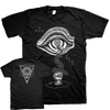 "Thomas Hooper ""Singularity Dream"" Black T-Shirt"