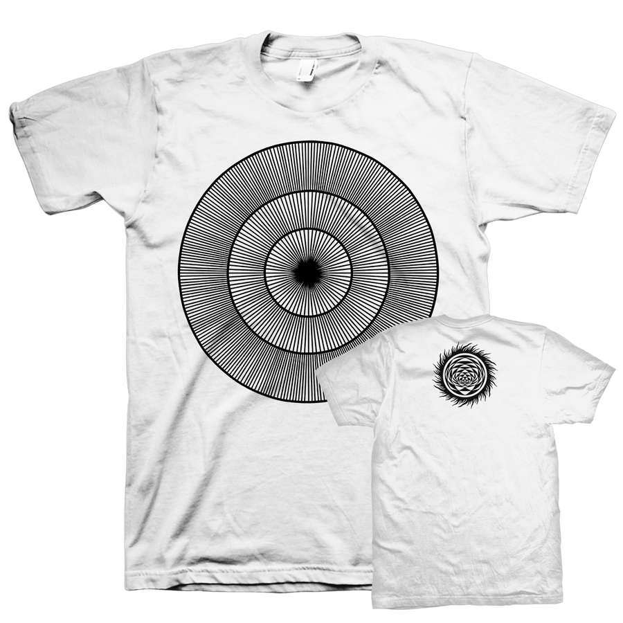 "Thomas Hooper ""The Sun's Halo"" White T-Shirt"