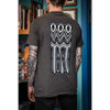 "Thomas Hooper ""Ashes and Diamonds"" Grey T-Shirt"