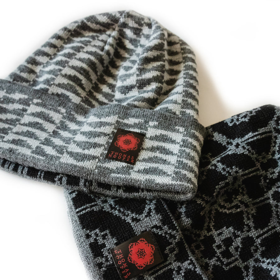 "Thomas Hooper ""Angular Momentum"" Beanie"