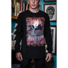 "Thomas Hooper ""There is Always a Light"" Black Longsleeve"