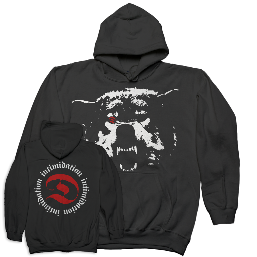 "Deathwish ""Intimidation"" Hooded Sweatshirt"
