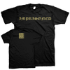 "Imprisoned ""Logo"" Black T-Shirt"