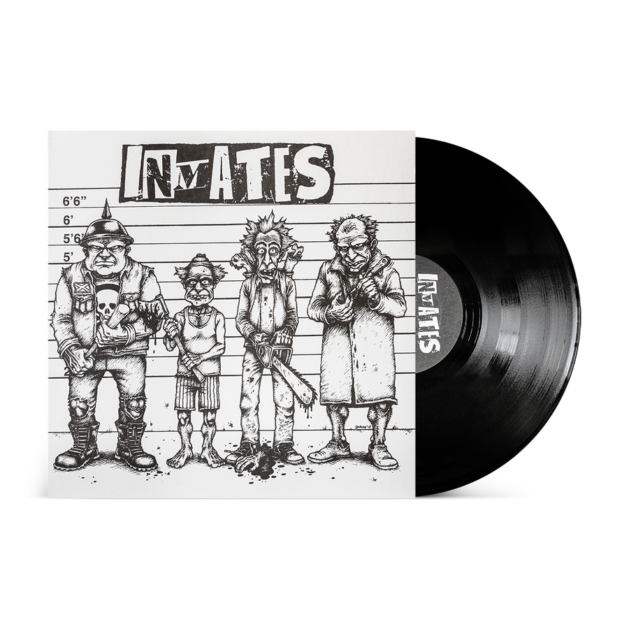 "Inmates ""Self Titled"""