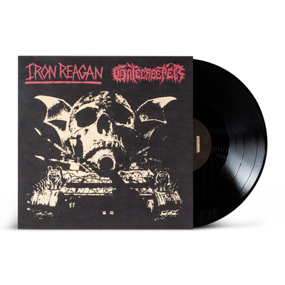 "Iron Reagan / Gatecreeper ""Split"""